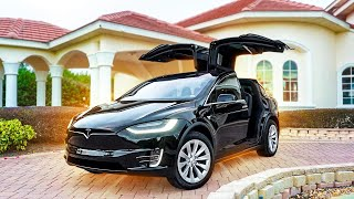 TESLA MODEL X *incrivel* ‹ EduKof ›
