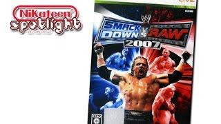 SVGR - WWE SmackDown vs. RAW 2007 (XBOX 360)