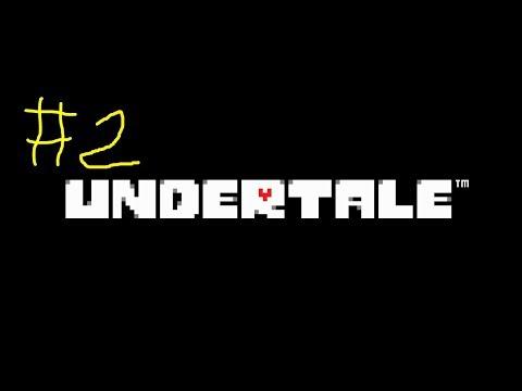 【実況】#2 ずっとやってみたかったゲーム【UNDERTALE】