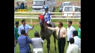 Domination trained by Mansoor Shah with K Nazil up wins The Unicorn...