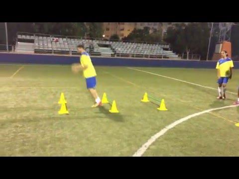 ejercicios gestation agraciar renuencia linear unit futbol