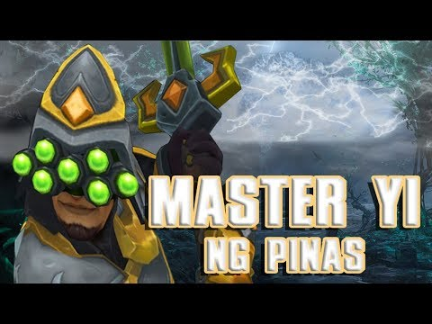Master Yi ng Pinas