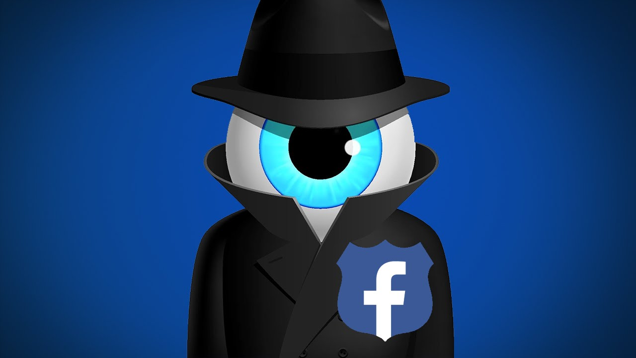 FaceBook spying app patent