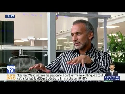INFO BFMTV - Tariq Ramadan est hospitalisé depuis ce vendredi soir