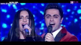 X-Factor4 Armenia-Gala Show 8-Erik & Inna-Tvoi sledi 09.04.2017