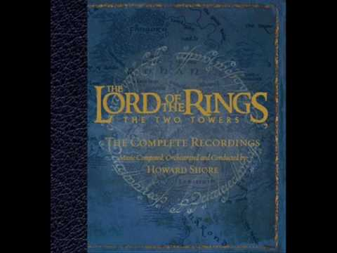 The Lord of the Rings: The Two Towers Soundtrack - 19. Gollum's Song