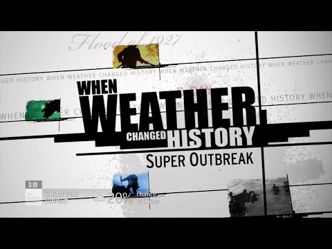 When Weather Changed History - Super Outbreak