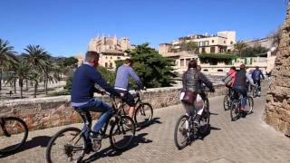 Bike Tour in Palma de Mallorca by NANO bicycles® - Promotional Video 2016
