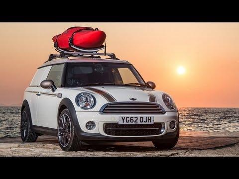 2013 Mini Clubvan Camper Youtube