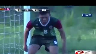 Mohun Bagan vs East Bengal — IFA SHIELD FINAL PENALTY SHOOTOUT 2018