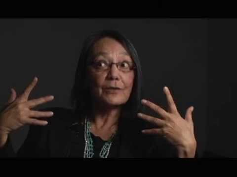 Tantoo Cardinal on connecting and disconnecting (Part 1 of 9)