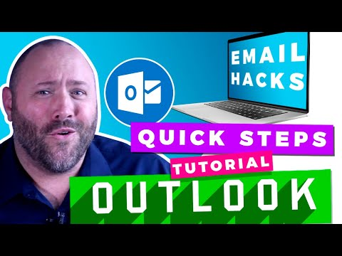 Best way to orgainse your Outlook Inbox | Tutorial Part 01