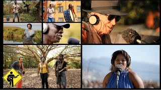 Words of Wonder/Get Up Stand Up feat. Keith Richards | Playing For Change | Song Around The World