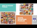 default - White Mountain Puzzles Candy Wrappers - 1000 Piece Jigsaw Puzzle