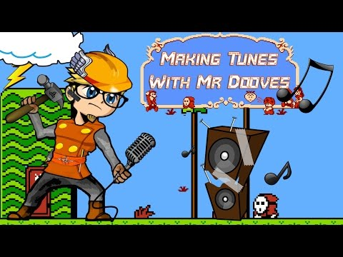 Making Tunes With Mr Dooves - Episode 2 - Recording