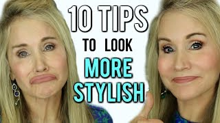 TIPS TO LOOK MORE STYLISH