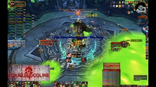 warmane   guild royal bloodline icc 25 hc full run warrior pov