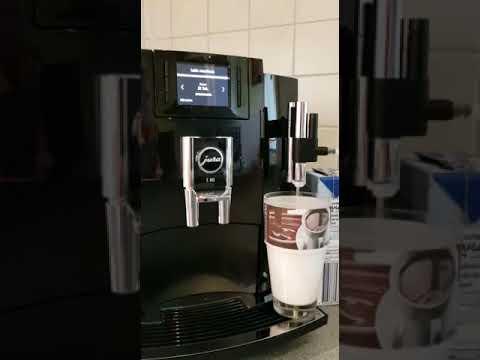 Jura e80 Latte Macchiato