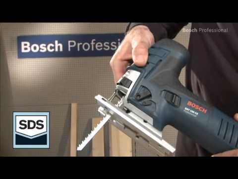 Großartig Bosch Stichsägen GST 150 CE / GST 150 BCE Professional - YouTube FM33