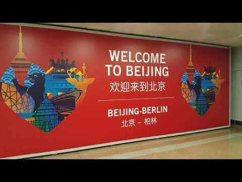 Beijing China - Sights, daily life and street tour