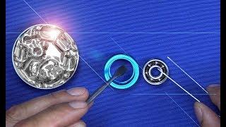 Inaudible Fidget Spinner ASMR