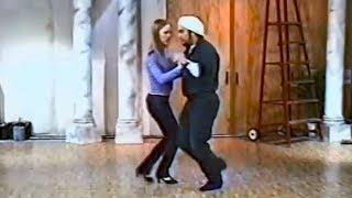 Уроки танго от Чичо 14# Ещё танец
