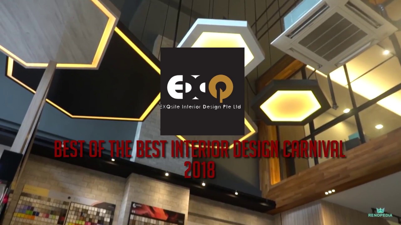 Exqsite Interior Best Of The Best Interior Design Carnival 2018 Youtube