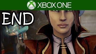 Tales From The Borderlands (Xbox One) Episode 1 ENDING + Credits Let's Play Walkthrough 1080p HD