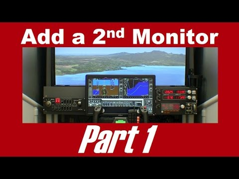how to run 4 monitors on a pc