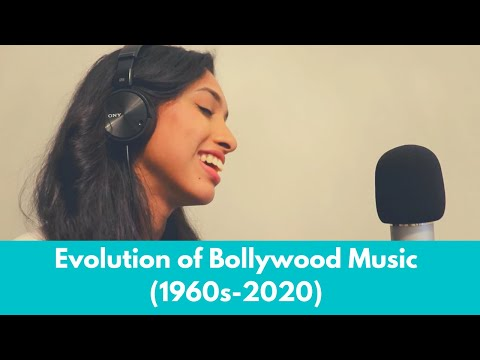 Evolution of Bollywood Music   1960s-2020    (Extended Version)