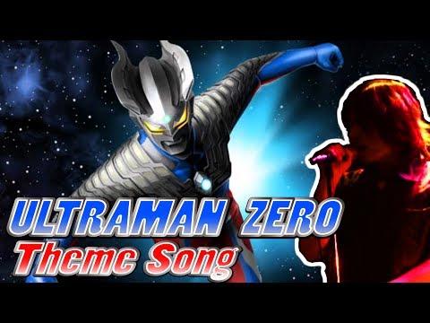 ULTRAMAN ZERO THEME SONG /すすめ!ウルトラマンゼロ ( Lyrics ) cover by atsuki