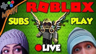 🔥 Roblox 🔥 Subs Play Live | Dominus Search and Multiple Games 💚