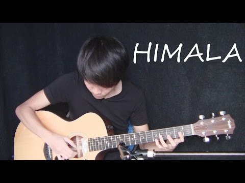 Himala - Rivermaya (fingerstyle guitar cover)