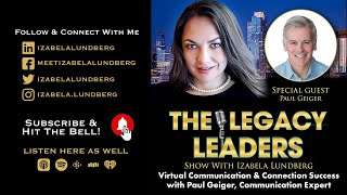 Virtual Communication & Connection Success with Paul Gaiger, Communication Expert