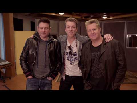 """Rascal Flatts - """"Our Night To Shine"""" Behind The Scenes"""