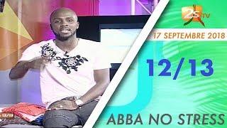 12/13 DU 17 SEPTEMBRE 2018 AVEC ABBA NO STRESS