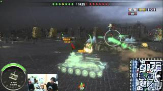 [151030 XBOX World of Tank] Halloween Battle - Dead City - 2