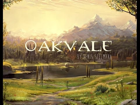 Denis Stelmakh - Oakvale (Russell Shaw Piano Cover)