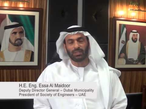 The Society Of Engineers UAE support the ITA Tunnelling awards