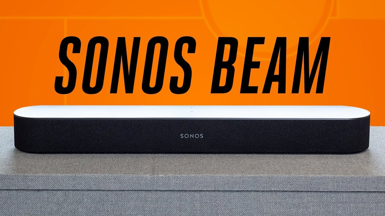 Sonos Beam soundbar is now available for $399