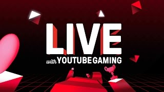 Live with YouTube Gaming Announcement Video