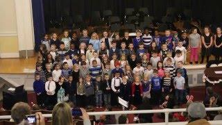 PS 67 - Christmas concert 2015