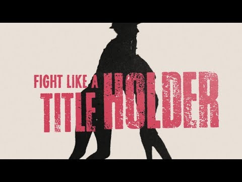 """The Interrupters - """"Title Holder"""" (Lyric Video)"""