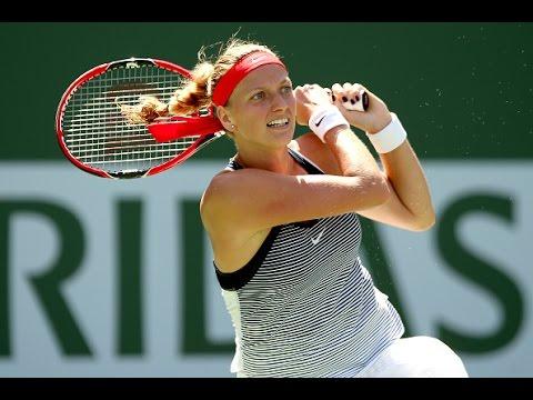 2016 BNP Paribas Open Round of 16 WTA Highlights