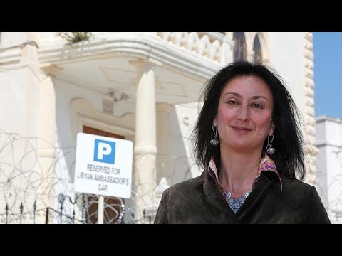 EU Commission 'horrified' by killing of Maltese journalist
