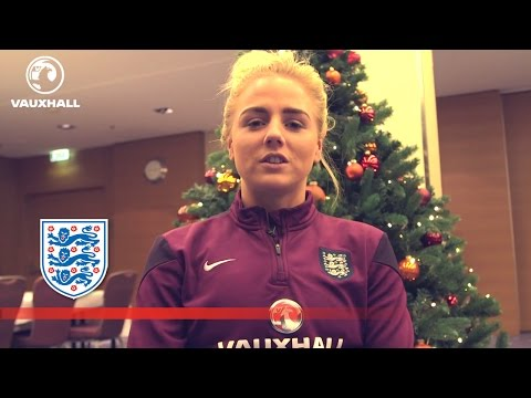 Alex Greenwood answers questions from fans | #ask...