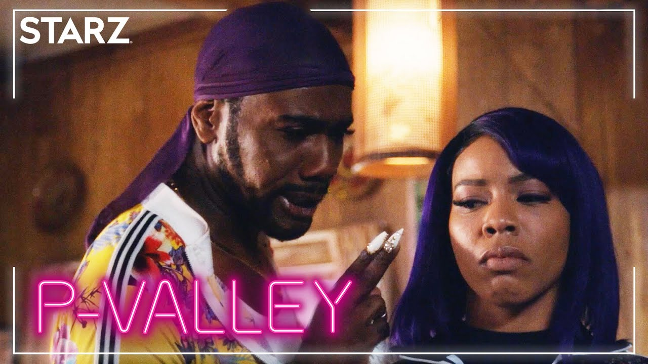 Download 'No Cryin' at the Pynk' Ep. 7 Clip | P-Valley | STARZ