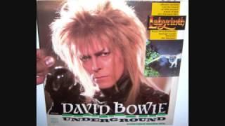 David Bowie - Underground (1986 Instrumental version)