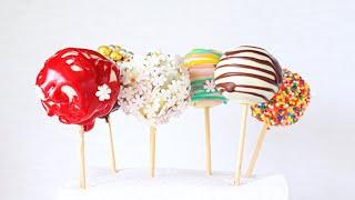 Кейк Попсы / Cake Pops
