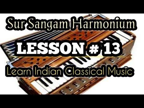 पं. भातखंडे सुर ताल लिपि II Learn Indian Classical music online I Classical Notation II Lesson # 13